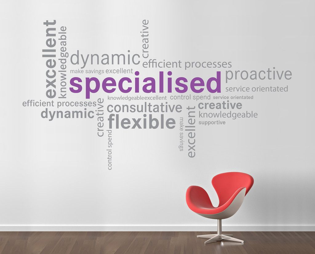 word cluster wall sticker word clouds office walls and wall sticker word cluster wall sticker