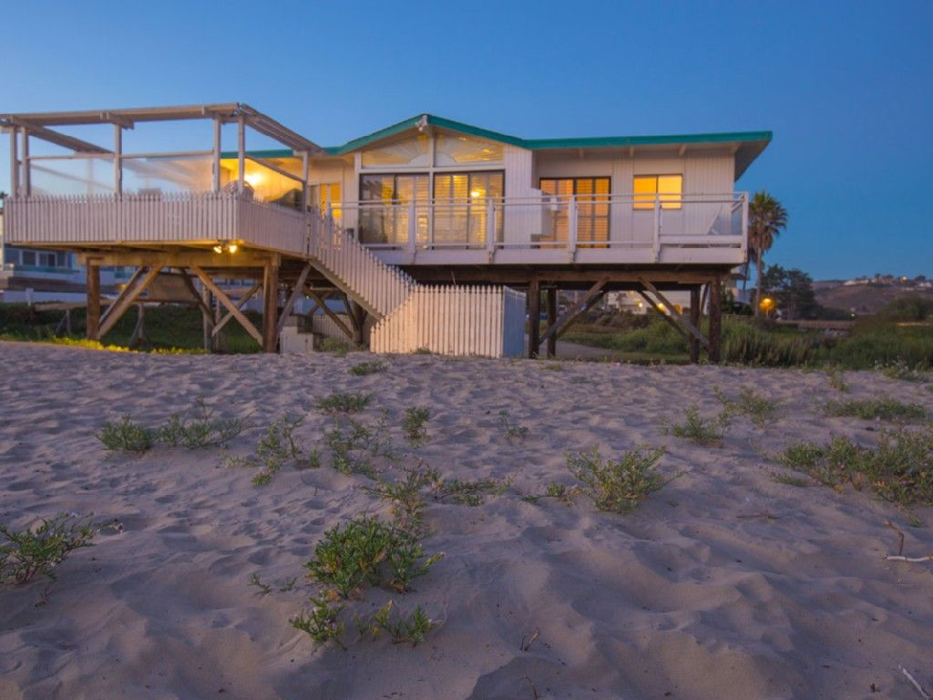 Pismo Beach Vacation Al Vrbo 491307 3 Br Central Coast House In Ca Directly On The Full Panoramic Ocean Views