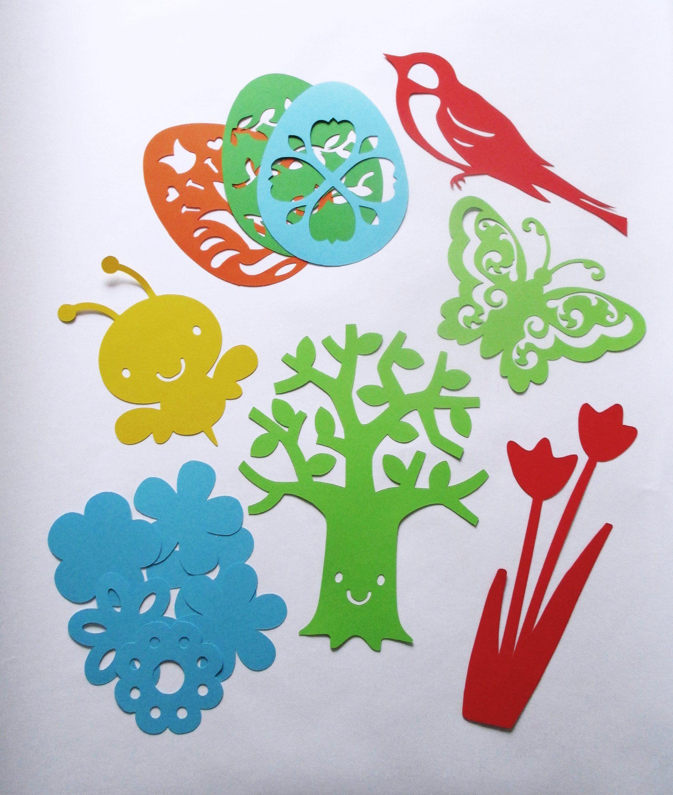 Kup Teraz Na Allegro Pl Za 5 00 Zl Dekoracje Wycinanki Witraze Na Okna W Klasie 7524389057 Allegro Pl Radosc Zaku Paper Crafts Diy Paper Crafts Crafts