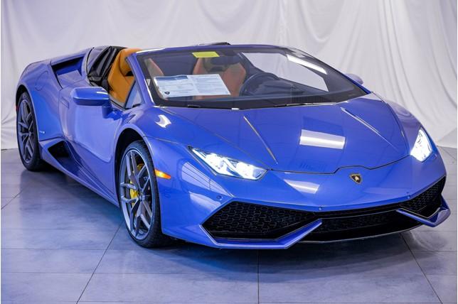 2016 Lamborghini Huracan Spyder For Sale 219 995 2023327 Lamborghini Huracan Lamborghini Huracan Spyder Lamborghini
