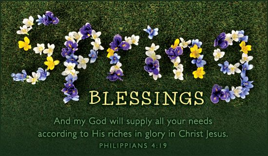 Image result for religious spring quotes
