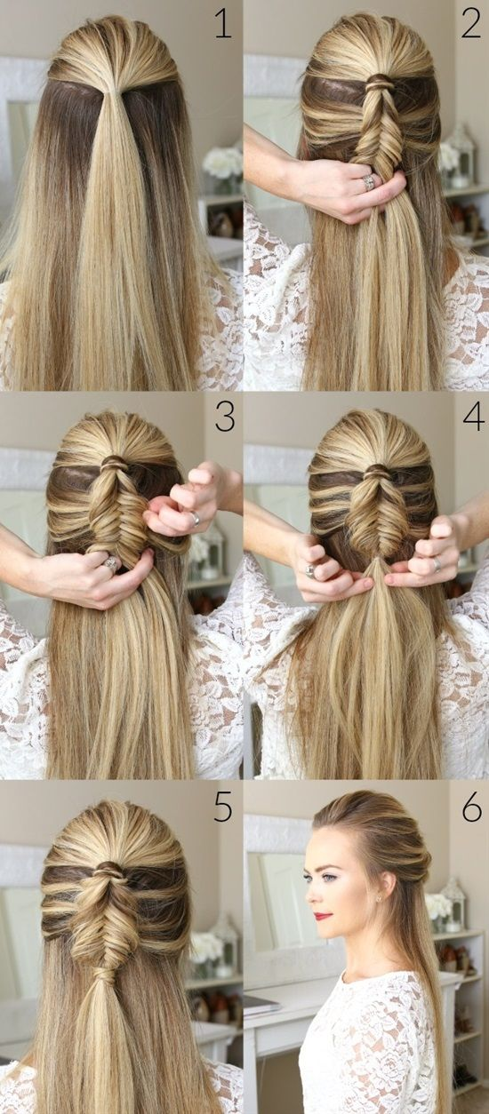 When It Comes To Styling Hair You Simply Cannot Go Wrong With Braids Whether Your Hair Is Long And Thic Medium Hair Styles Long Hair Styles Thick Hair Styles
