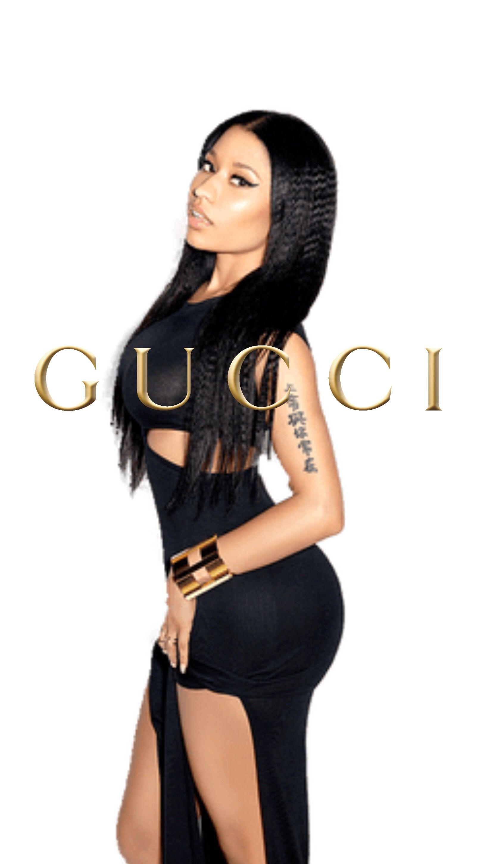 00d507d7c58 Nicki Minaj gucci wallpaper for ios