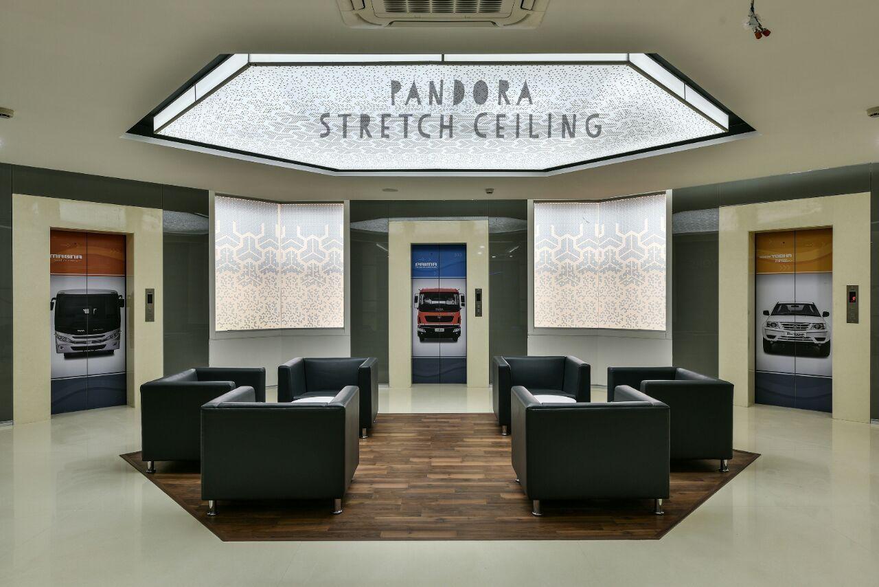 Pandora ceiling trey ceiling