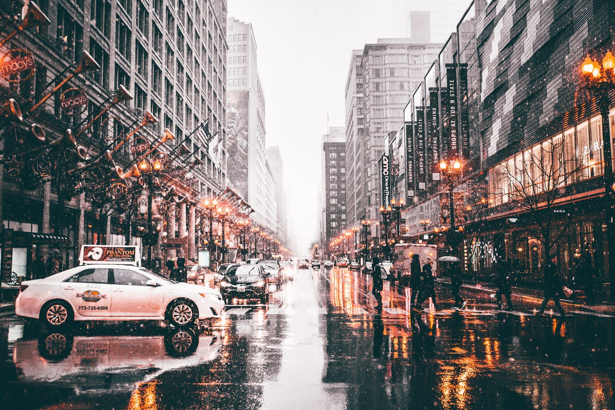 Chicago Weather By Neal Kumar