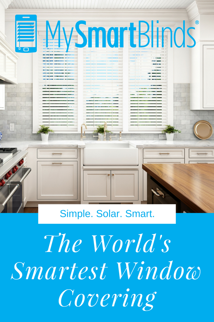 Time to rethink those window coverings! | everything MSB. | Pinterest