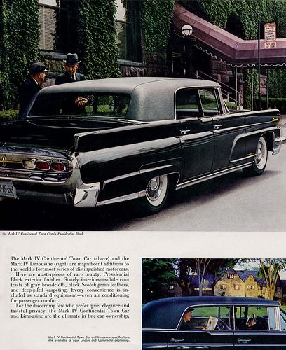 1959 Lincoln Continental Mark Iv Lincoln Cars Lincoln Continental Lincoln Town Car