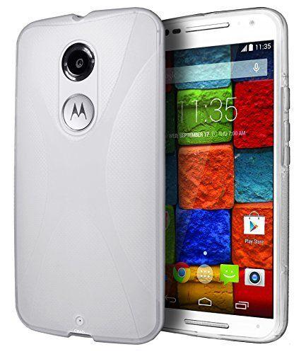 Motorola Moto X (2nd Generation) Case, Cimo [Wave] Premium Slim TPU Flexible Soft Case For Motorola Moto X (2nd Generation, 2014) - Clear, http://www.amazon.com/dp/B00NB3AY0O/ref=cm_sw_r_pi_awdm_xs_EVEkybQ9B05BE