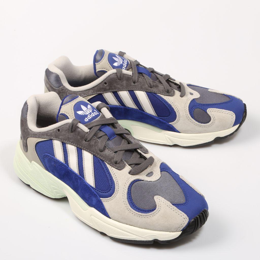 Filadelfia Monica agujas del reloj  ADIDAS Yung-1, zapatillas Gris Lona | 67491 | Zapatillas, Adidas, Zapatos  deportivos