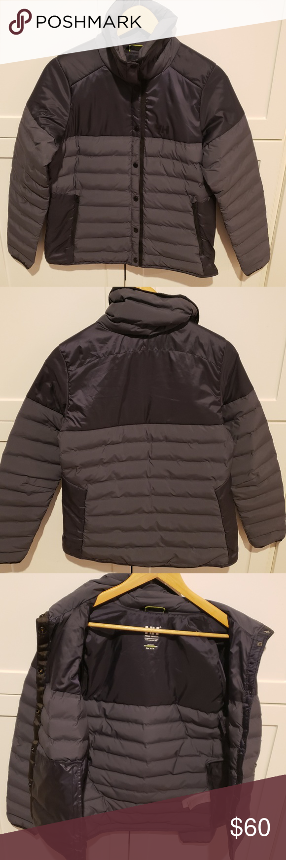 Helly Hansen Puffer Jacket Size Medium This Is A Women S Helly Hansen Puffer Jacket In Size Medium It Is Grey Clothes Design Puffer Jackets Jackets For Women [ 1740 x 580 Pixel ]