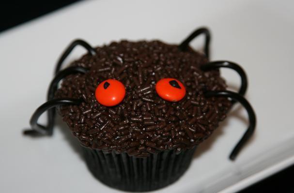 halloween cupcake ideas - Scary Halloween Cupcake Ideas