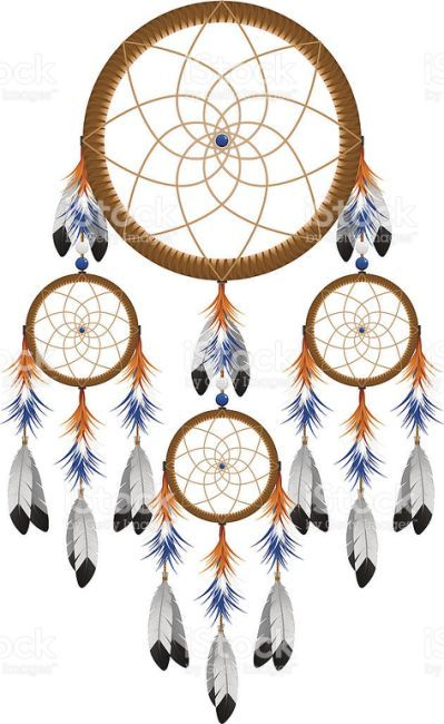 Native American Dream Catcher | eljaik-arts | Pinterest ...