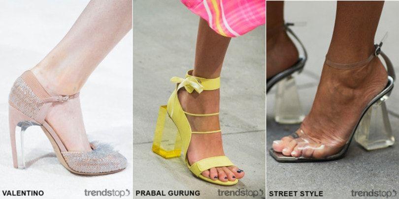 Chaussures pour Femmes, tendances Printemps/Eté 2019