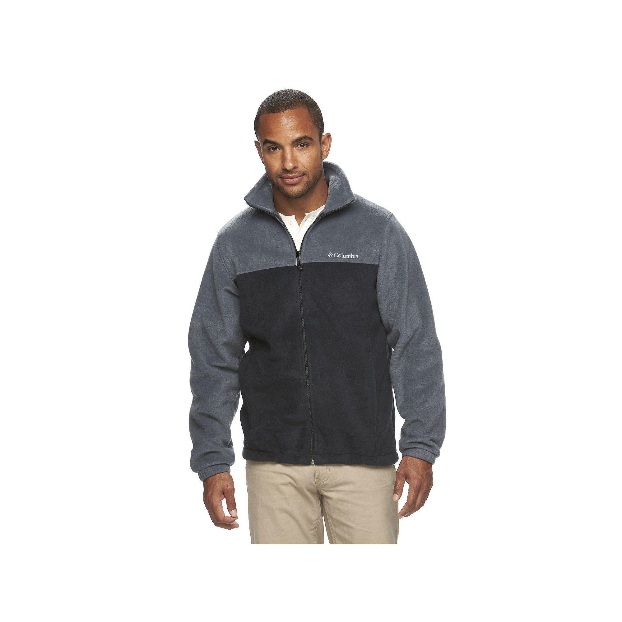 ce0d16c2e2a Men's Columbia Flattop Ridge Fleece Jacket | Products | Mens fleece ...
