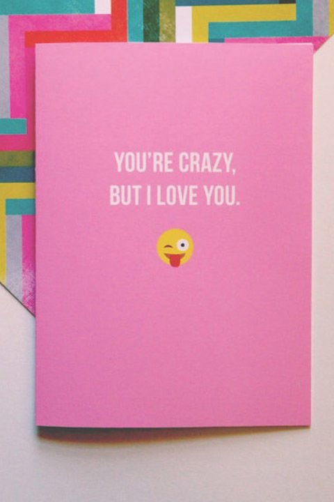 12 non-lame valentine's day gifts for your girls | emoji, etsy and, Ideas