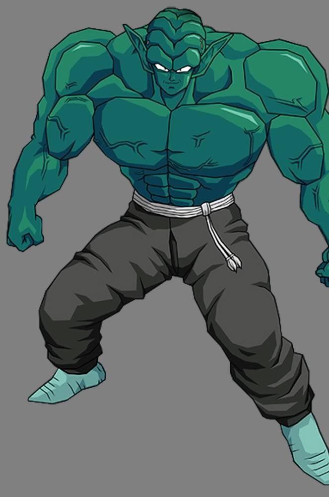 Dragonball Garlic Jr