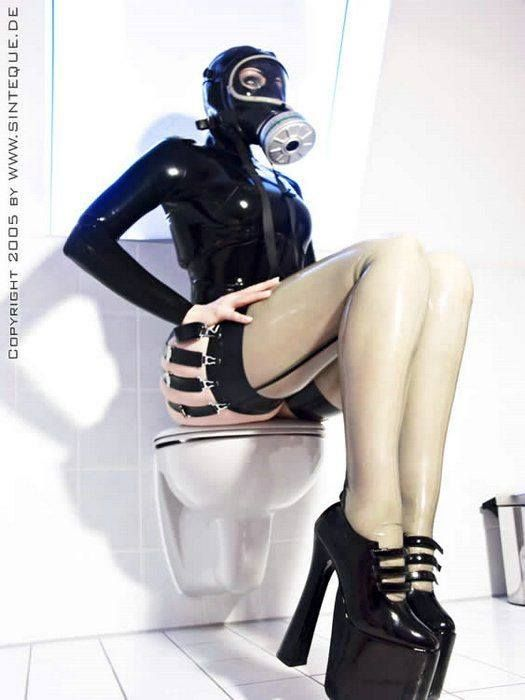 Toilet fetish dominatrix images 795