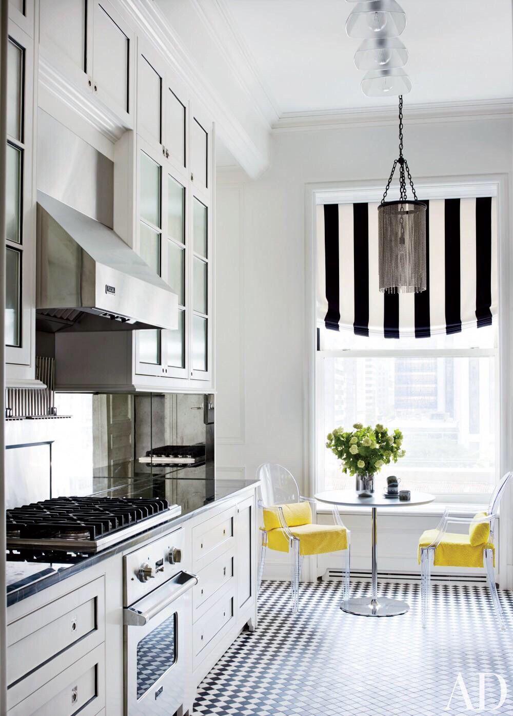 キッチンの黄色なアクセントカラー | decor→kitchen | pinterest