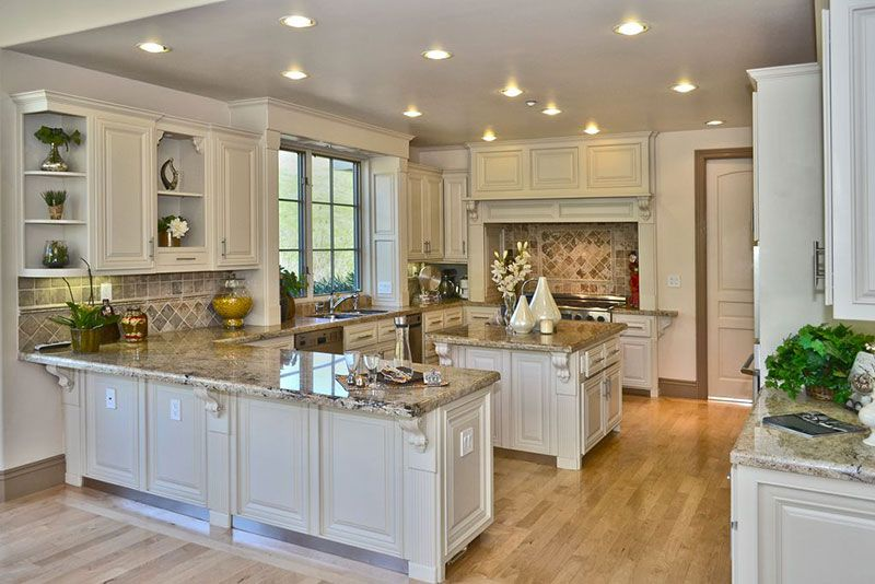 White Ice Granite Countertops (Pictures, Cost, Pros And