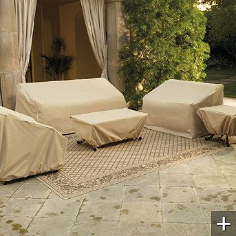 Frontgate Outdoor Furniture Covers Patio Furniture Covers