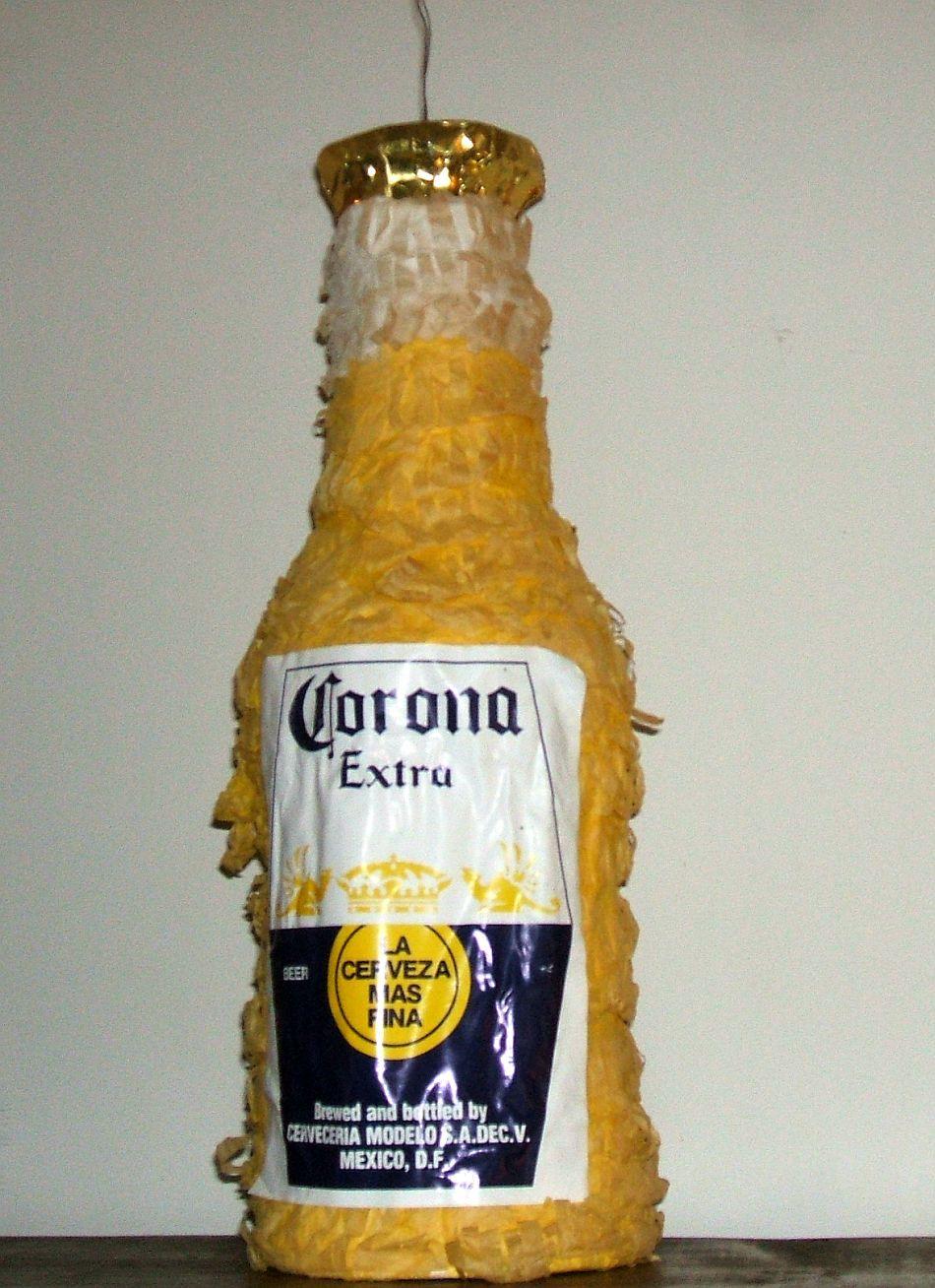 Image detail for -corona-extra-beer-pinata | Just 4