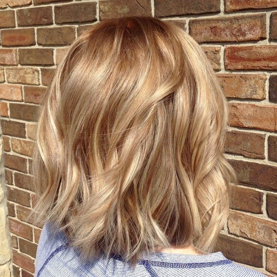 Ballayage Blond