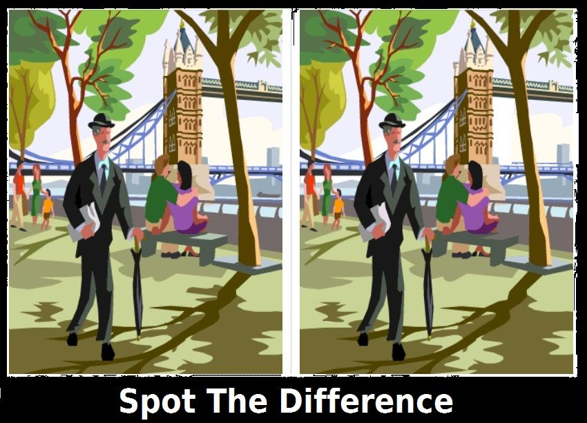 Hey All, Can you #SpotTheDifferences !! We bet It will Not be that much Easy!! #WednesdayPuzzle #Fun