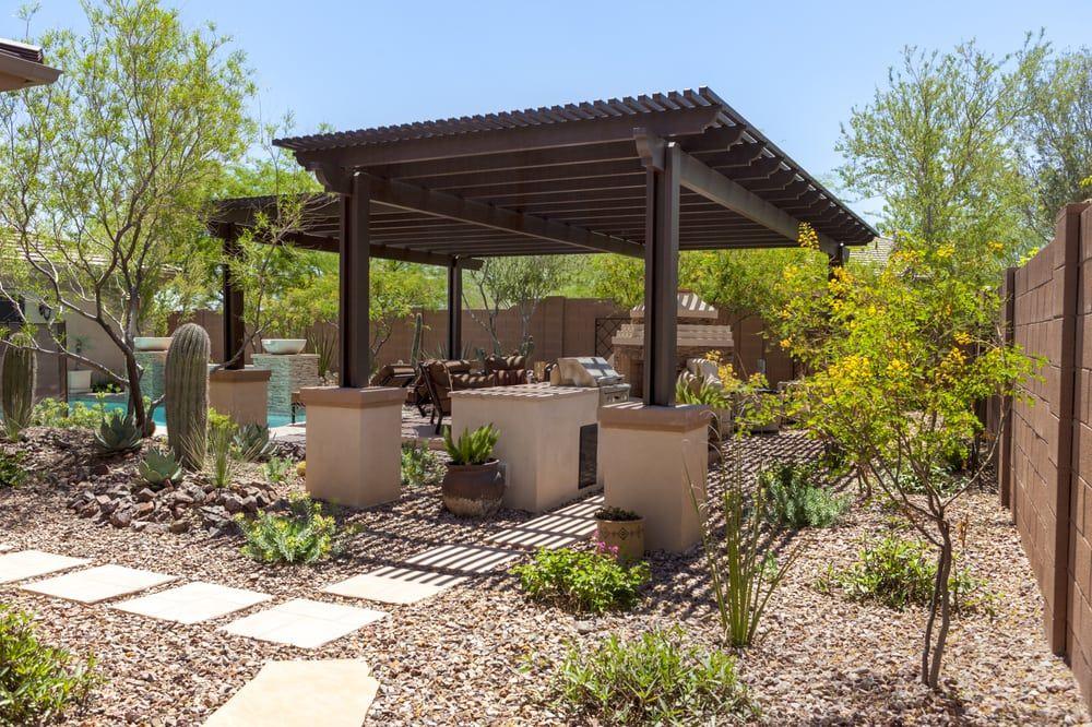 Photo Of Liberty Home Products Phoenix Az United States Beautiful Freestanding Alumawood Lattice Patio Co Patio Shade Structures Patio Shade Lattice Patio