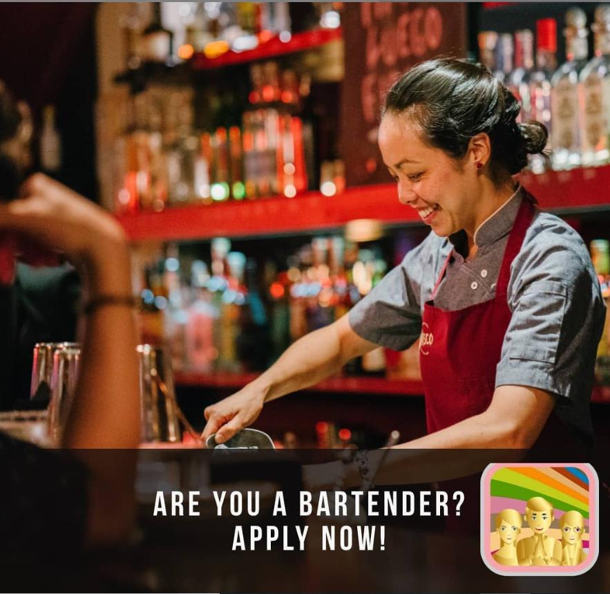 We Need The Best Freelance Bartenders Send Your Cv To Hr Rentlocaltalent Com Bartender Job Jobsearch Cocktails Mix Bartender Barman Job