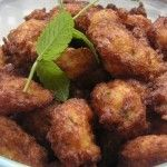How to Cook Bunyols de Bacalla Cooking, Starters recipes