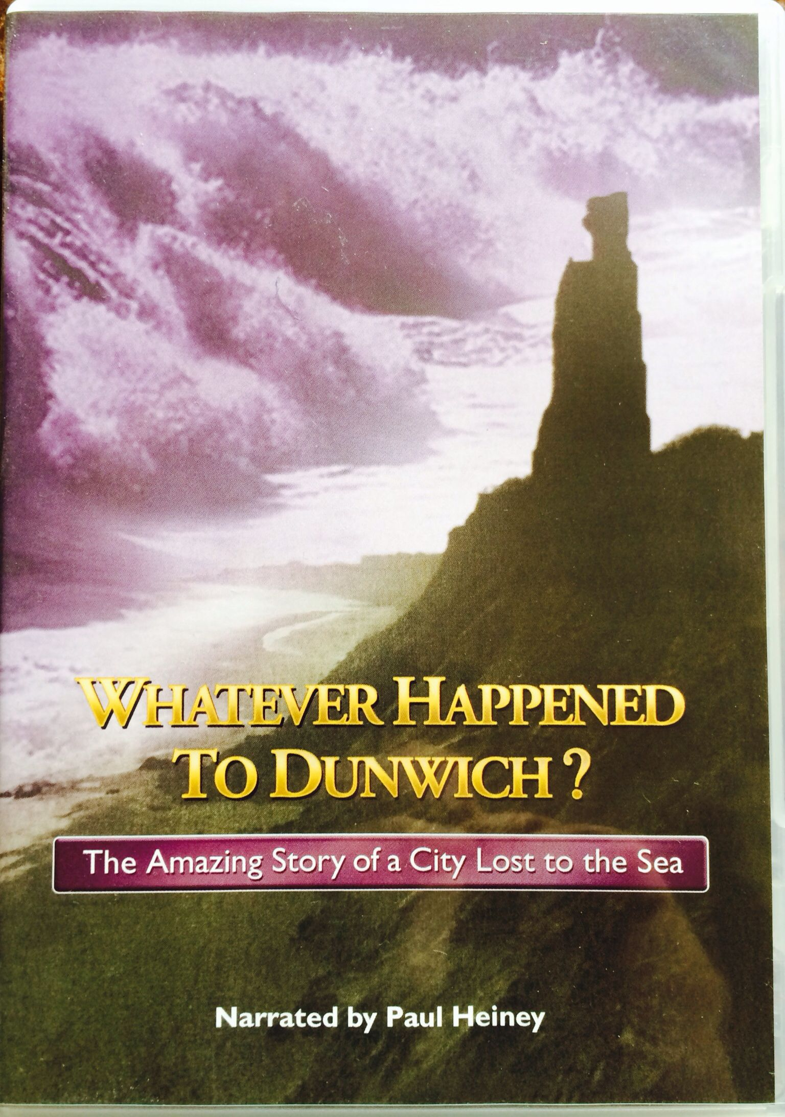 Whatever Happened to Dunwich DVD