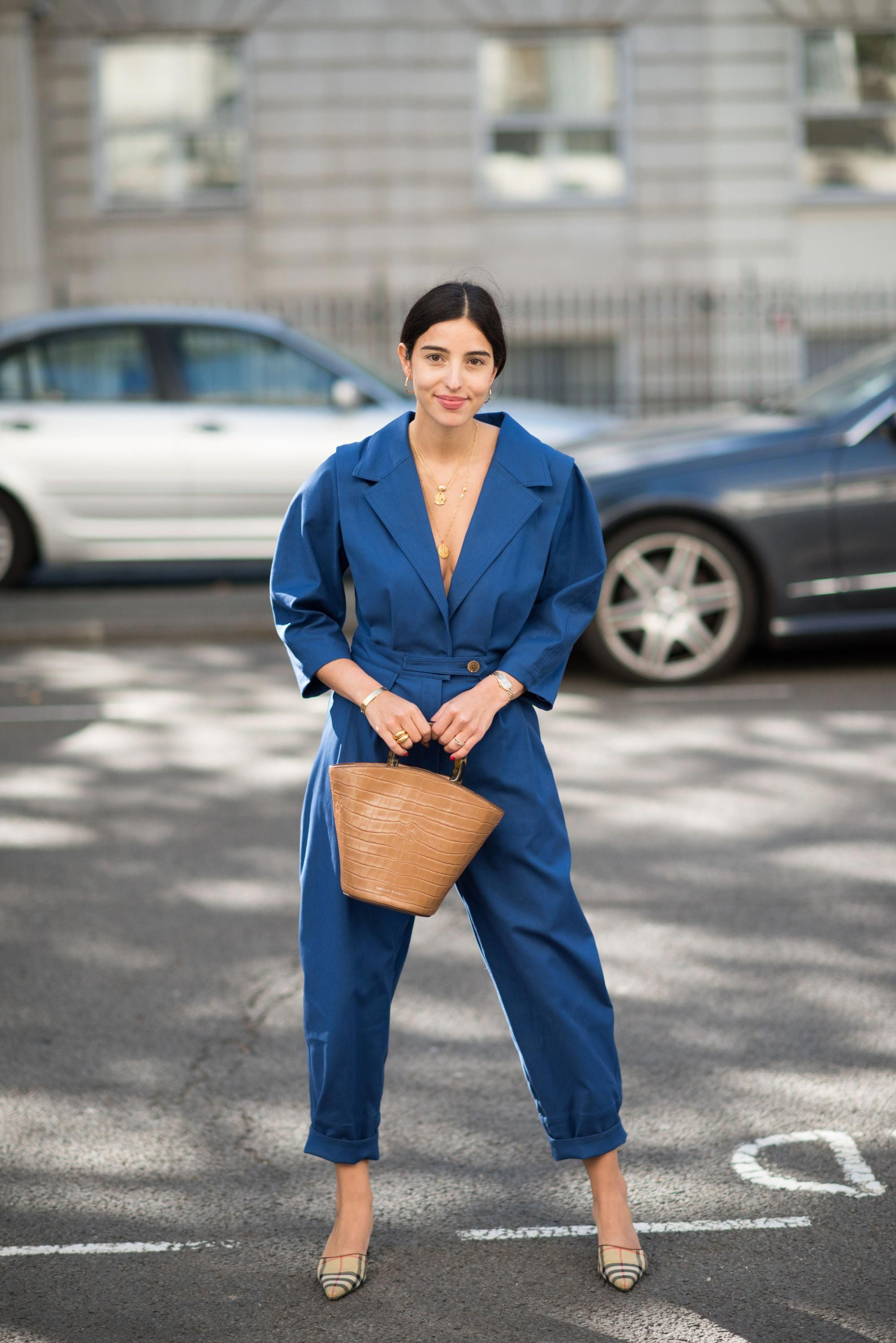 The Best London Fashion Week Street Style+#refinery29uk #streetfashiontrends #mensstreetstylesummer