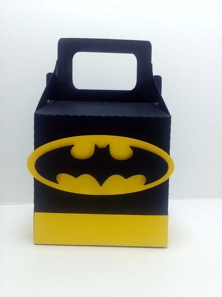 Caixa Maletinha Batman
