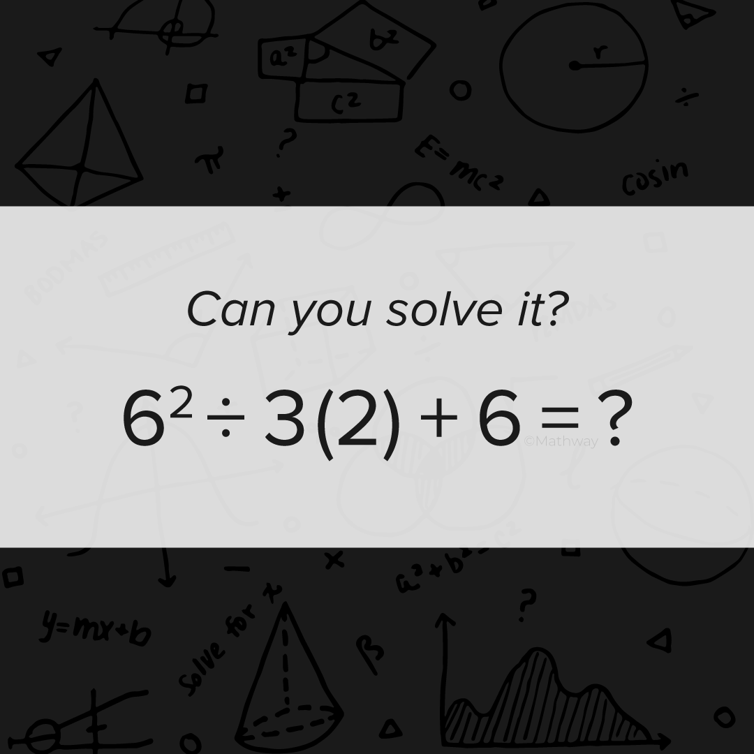 Share your answers with us! Math, Brain teasers, Solving