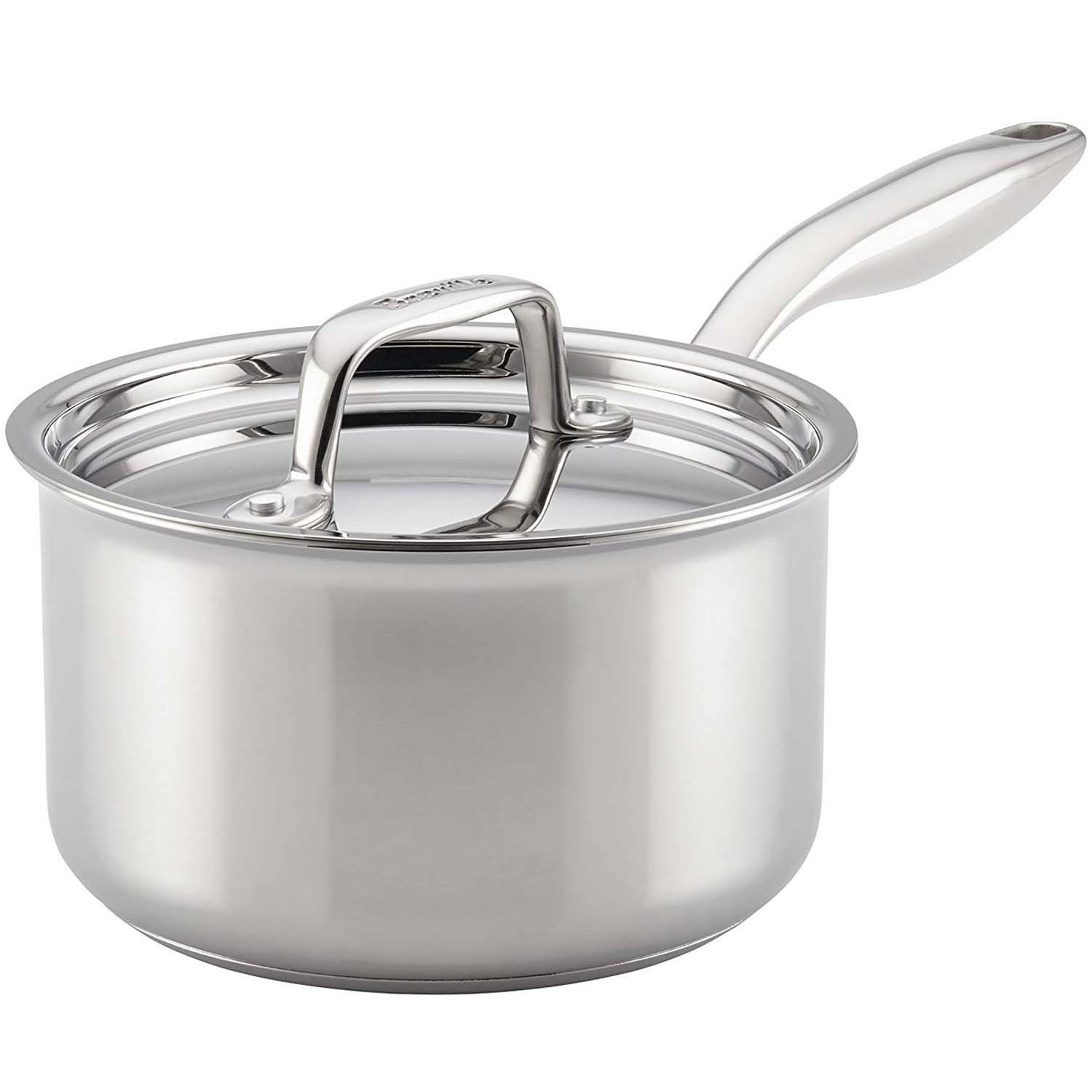 BREVILLE THERMAL PRO® CLAD STAINLESS STEEL 2QUART COVERED