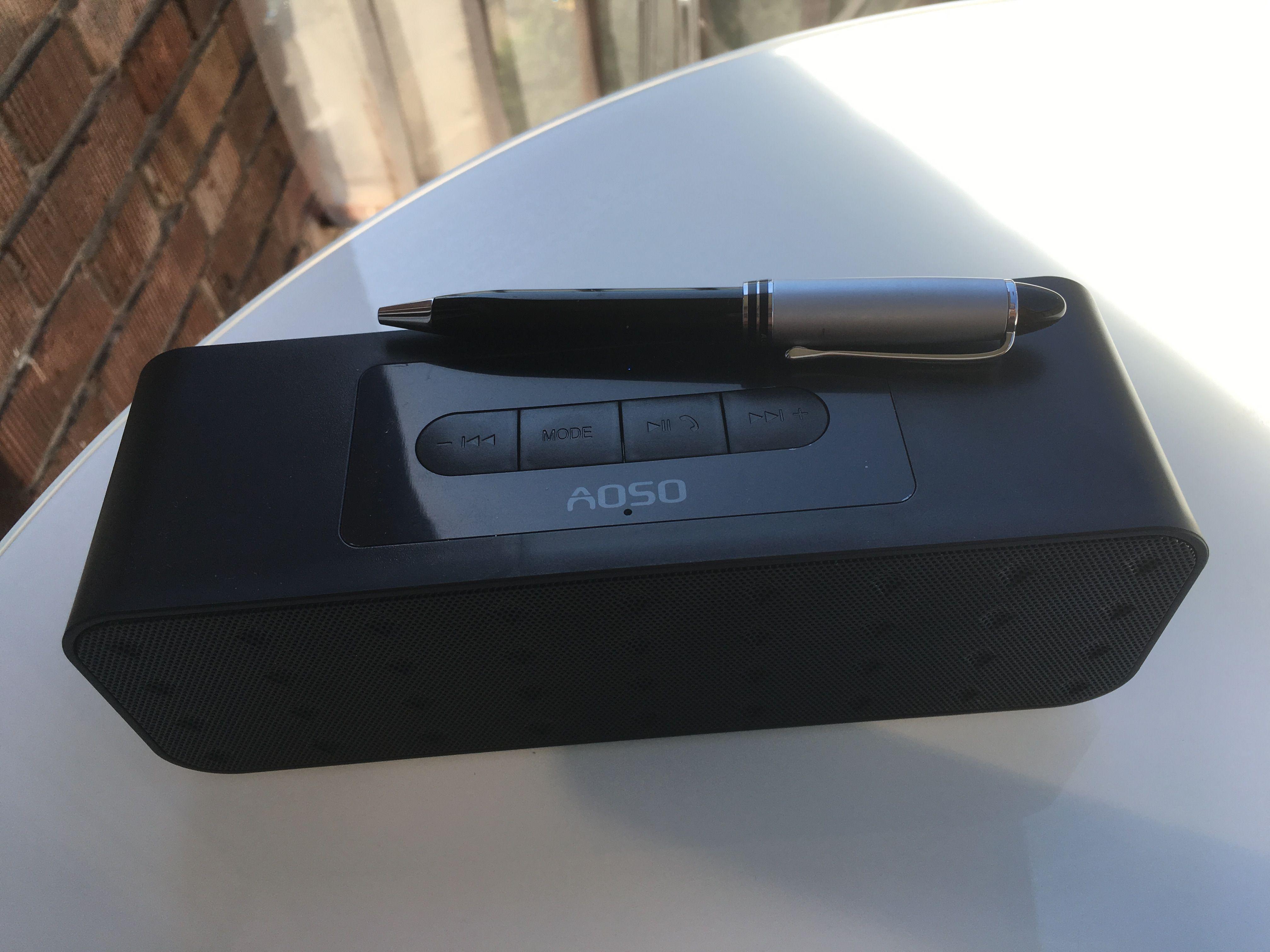 Cassa acustica Bluetooth Aoso