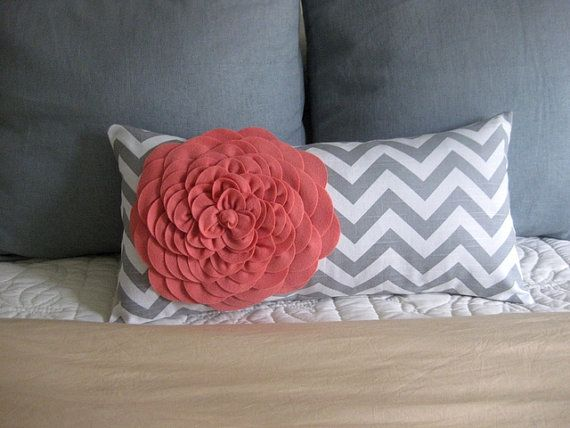 Love the pillow and colors.