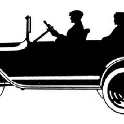 Vintage Cars Clipart For Fathers Day