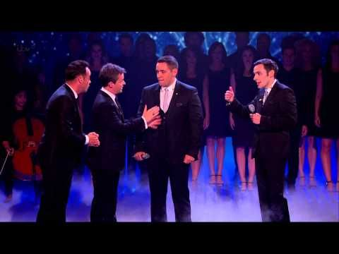 Richard And Adam Britain S Got Talent Final Including Egg Throwing Incident Full Hd Britain S Got Talent Bloopers Richard And Adam