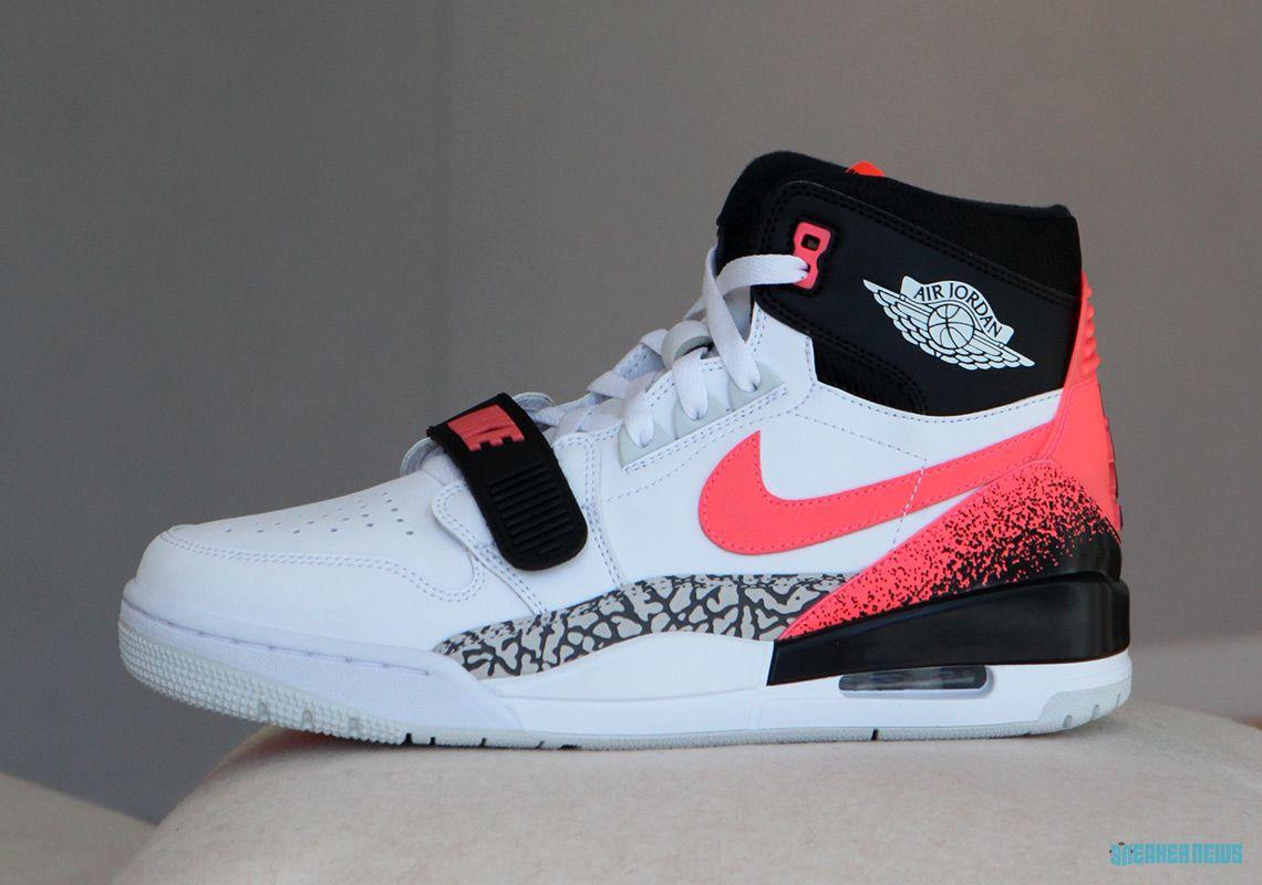 Just Don C Jordan Legacy 312 Nike Retro Pack Sneakernews Com Nike Retro Nike Nike Classic