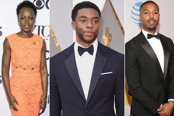 Marvel's 'Black Panther' Cast