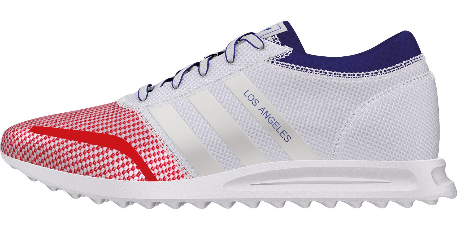 Adidas Los Angeles france blanche