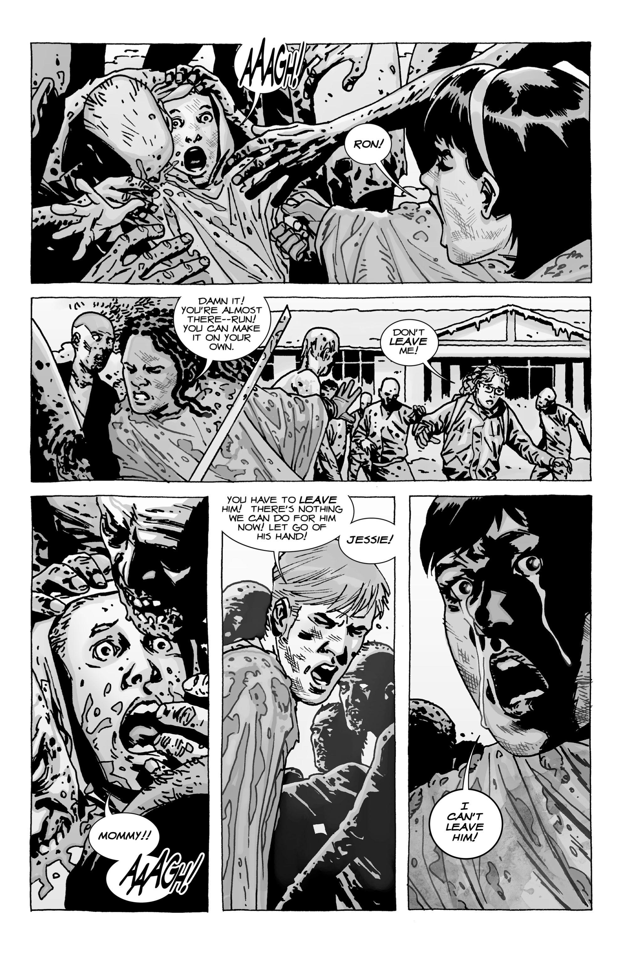 The Walking Dead Issue #83 - Read The Walking Dead Issue #83