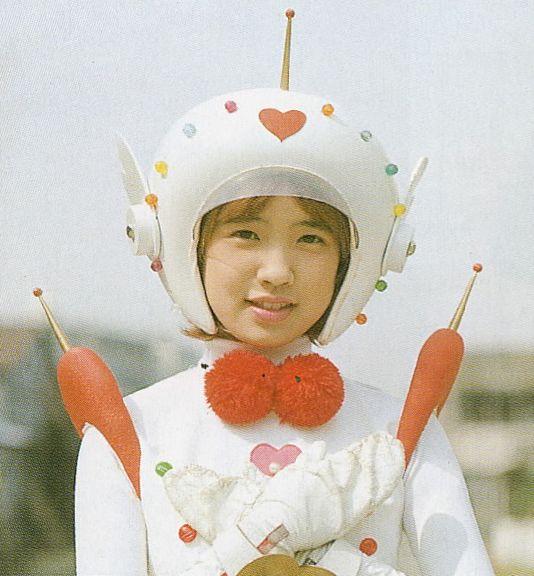 "millie says, ""she looks like a real live astronaut"""