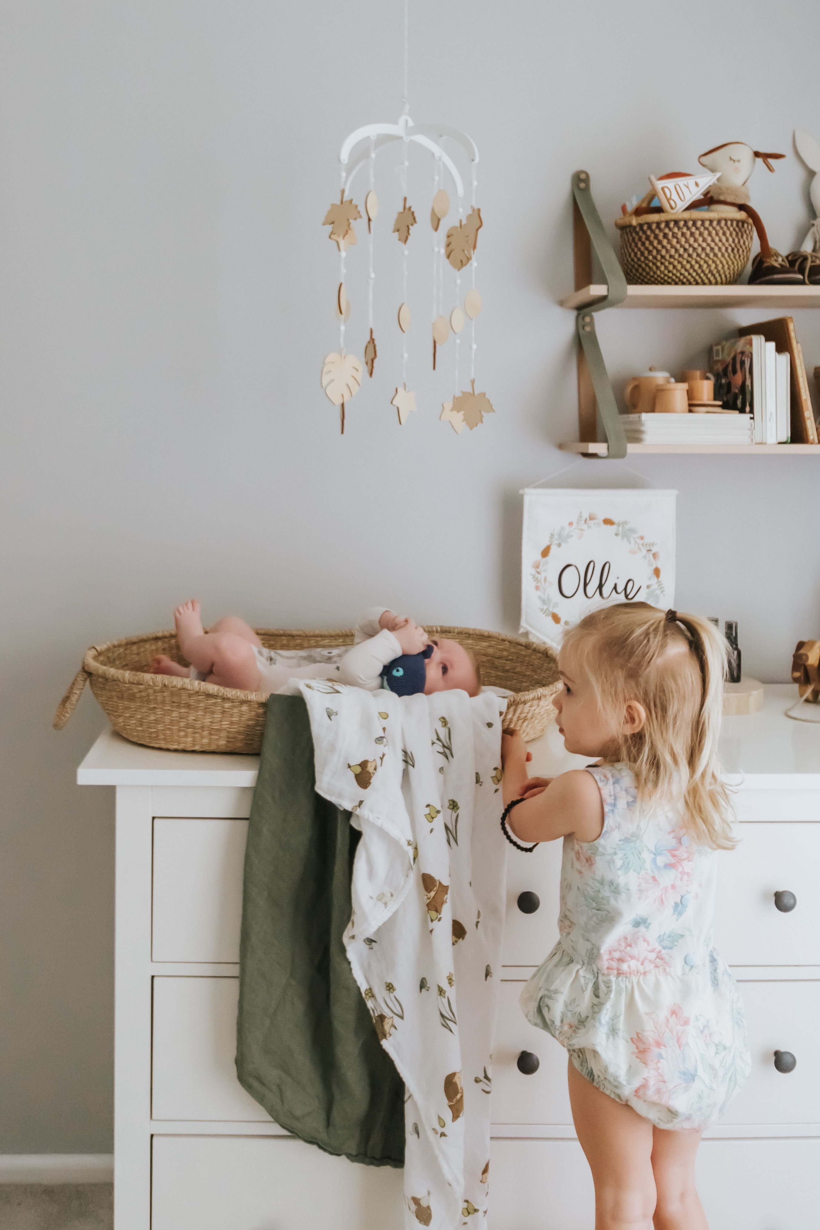 In The Nursery With Indi And Bear Boho Baby Room Baby Boy Rooms