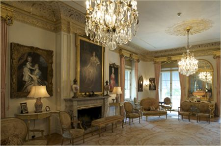 Drawing Room Cherry Orchard Research Pinterest