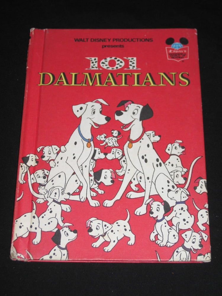DISNEY'S WONDERFUL WORLD OF READING 101 DALMATIANS (1981)