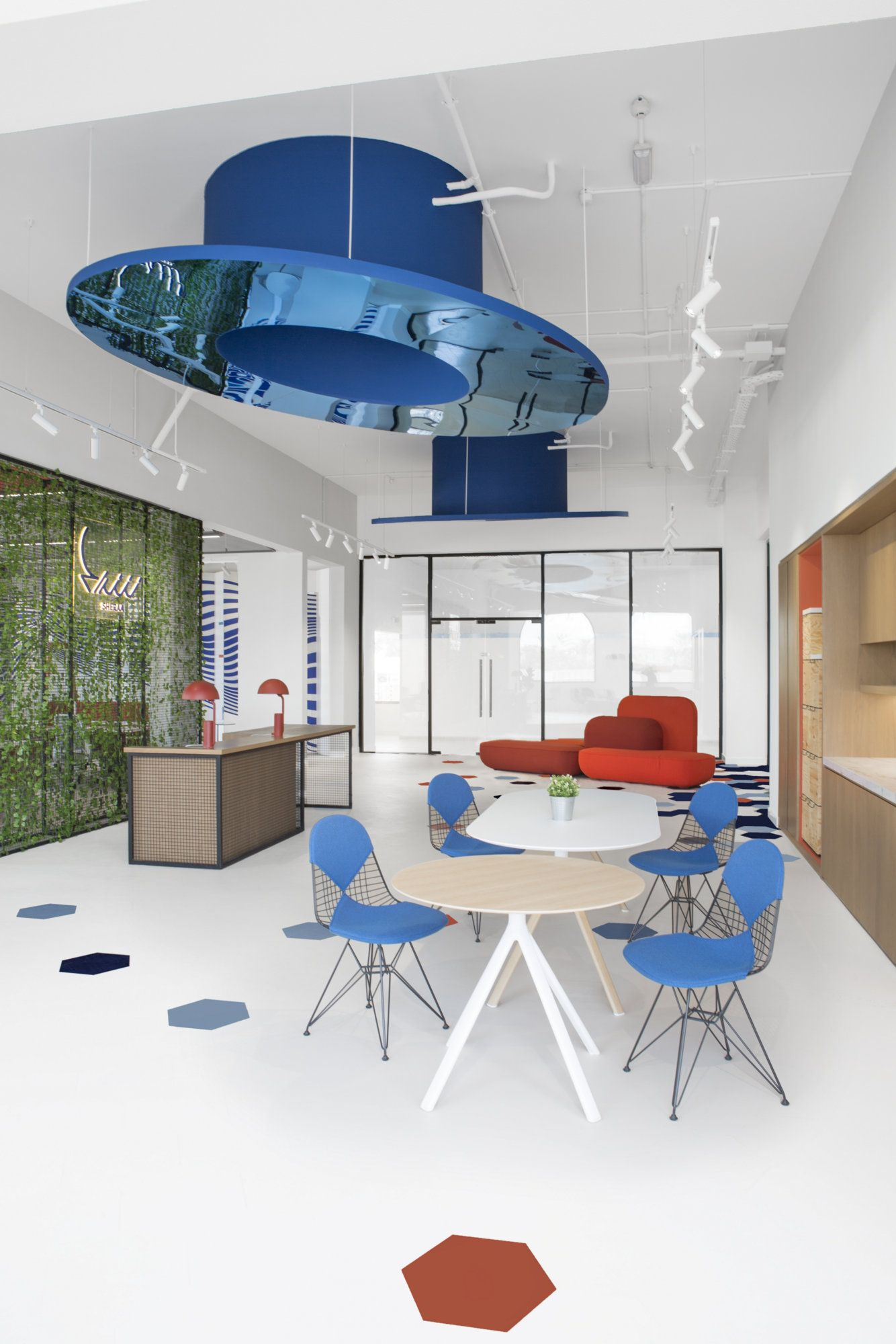 Sheraa Entrepreneurship Center Office By Roar Office Snapshots