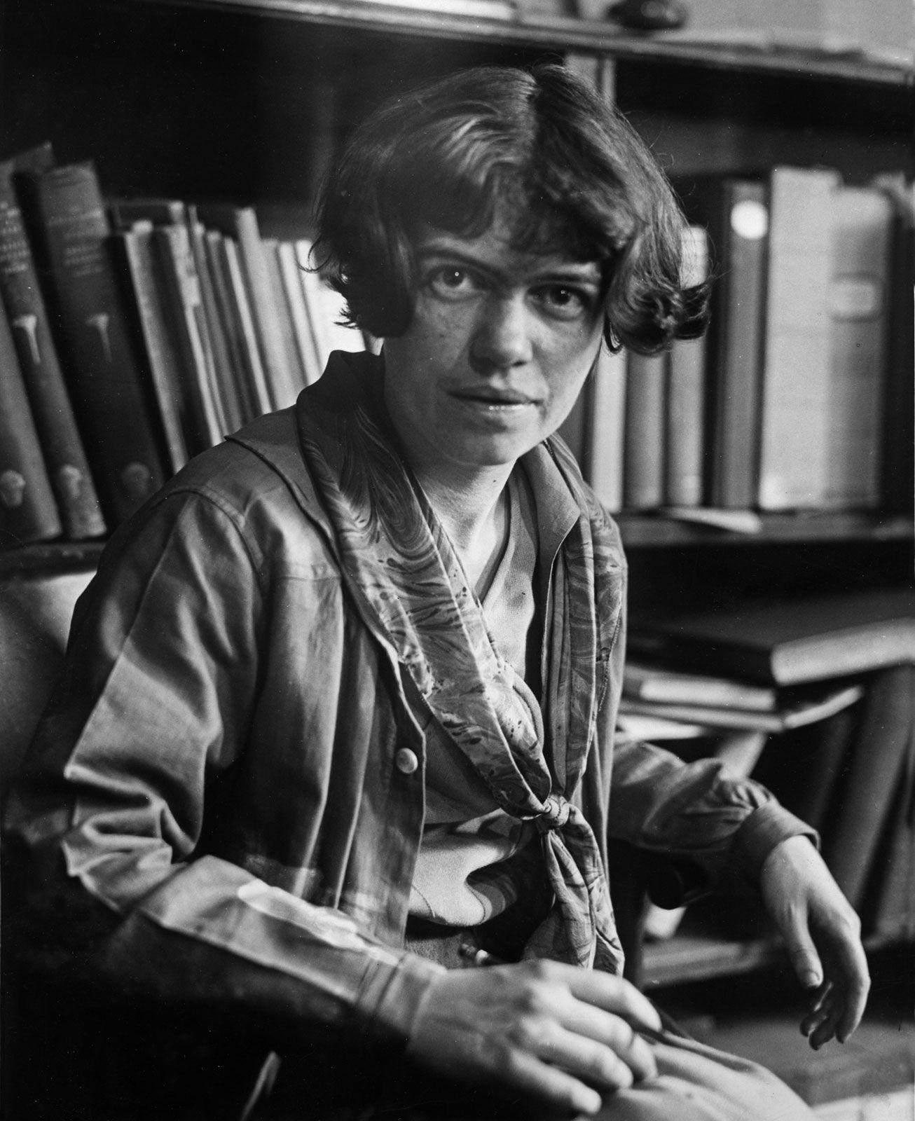 MARGARET MEAD Anthropologist (December 16, 1901 – November 15, 1978)