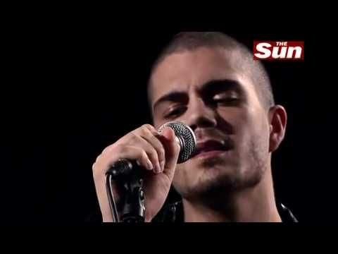 The Wanted - Lose My Mind - acoustic - live @ The Sun